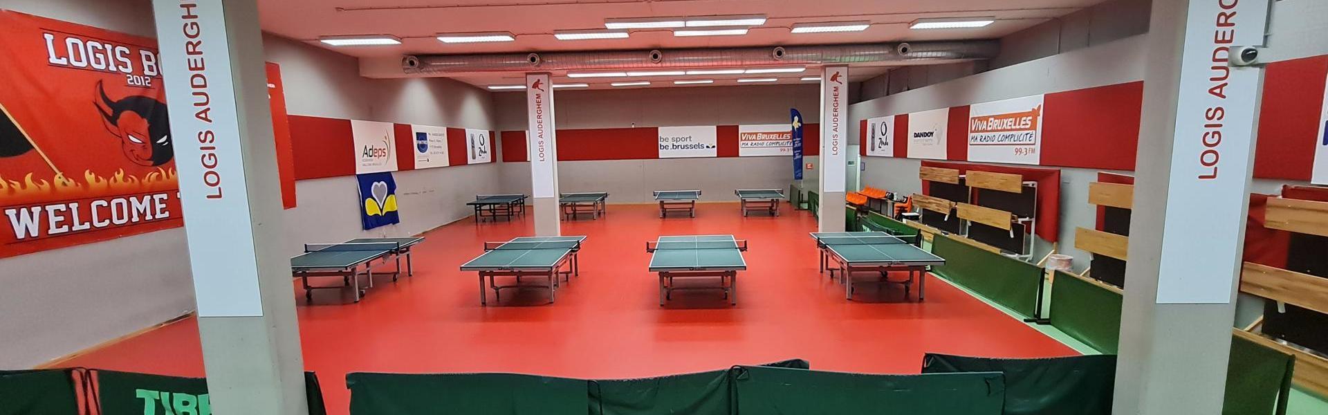 Salle de superdivision (vide) (Copyright : Antoine Betas)