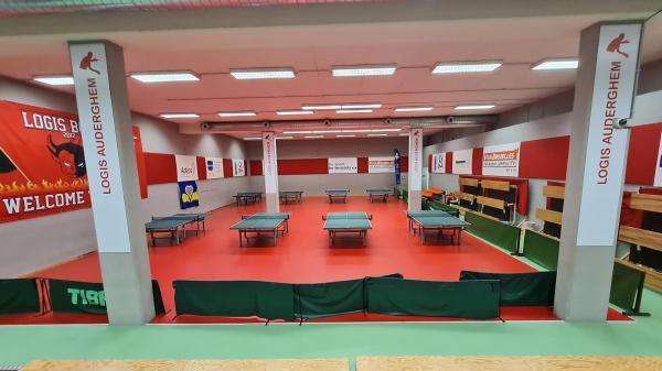 Salle de superdivision (vide)(Copyright : Antoine Betas)